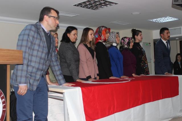 Vakfıkebir'de 24 Kasım Öğretmenler Günü