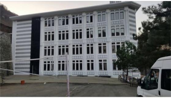 Şalpazarı'na Yüksekokul