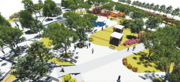 Vakfıkebir Parkına ve Yalıköy'e muhteşem projeler