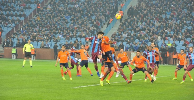 Trabzonspor-Başakşehir maç sonucu: 2-4