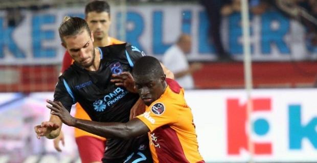 Galatasaray-Trabzonspor maç sonucu: 3-1