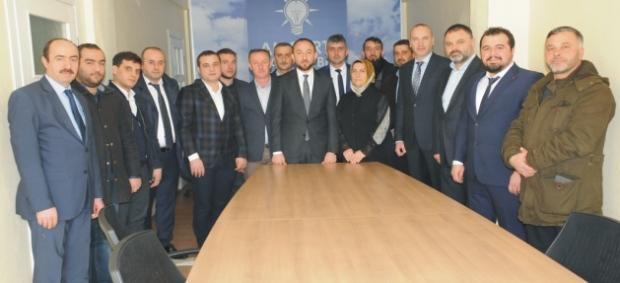 Vakfıkebir AK Parti Yeni Yönetimi