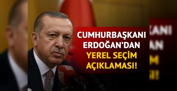 Cumhurbaşkanı Erdoğan: Seçimi geride bırakarak gündeme odaklanmamız şart..!