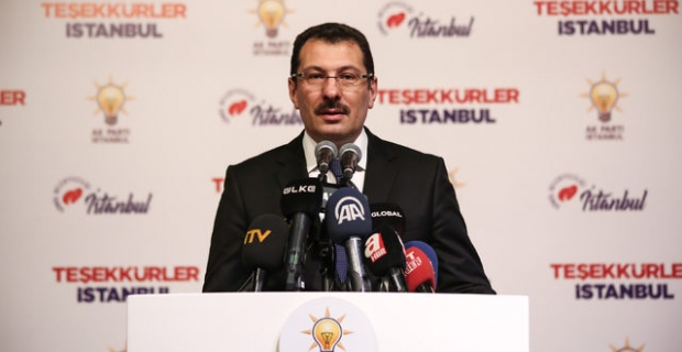 Son dakika! AK Parti'den Ekrem İmamoğlu'na tepki