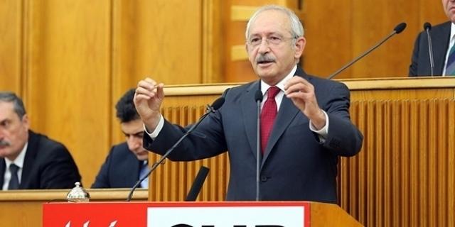 """Kemal Kılıçdaroğlu 7 hakim için """"Çete"""" ifadesi kullandı."""