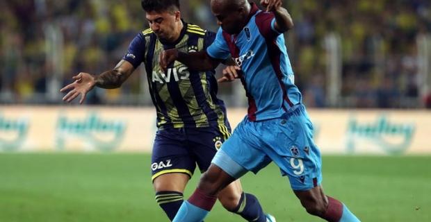 Süper Lig'in 3. Haftasında Fenerbahçe ile Trabzonspor karşı karşıya geldi.