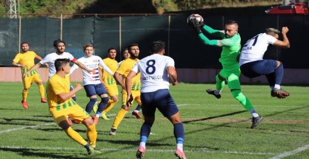 Trabzon Hekimoğlu Urfa'ya acımadı.5-0