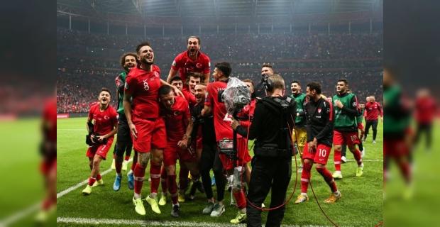 Türkiye EURO Zaferi 0-0 Maç sonucu