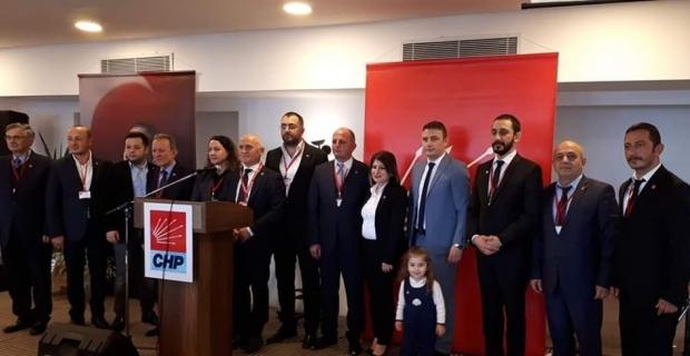 CHP Vakfıkebir de ilçe kongresini yaptı