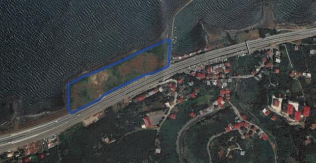 Vakfıkebir Yalıköy'de Millet bahçesi yapımı tüm hızıyla devam ediyor