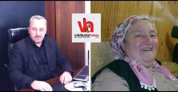 Vakfıkebir Esnaflarından Ahmet Sevinç'in Anne açısı