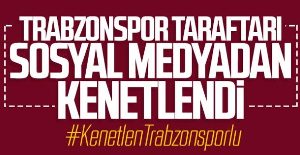 Trabzonspor taraftarı sosyal medyadan kenetlendi