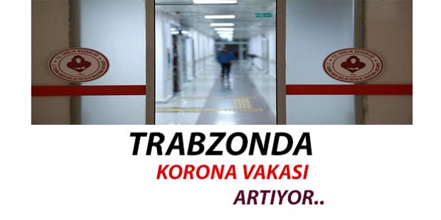 Trabzon da Korona Vakası artıyor