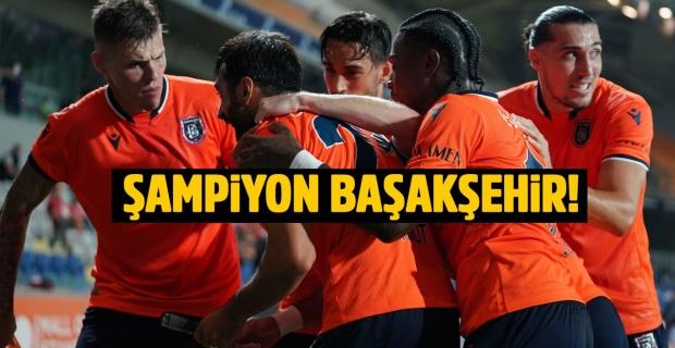 Şampiyon Başakşehir