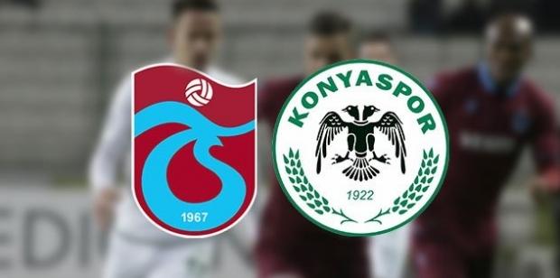 Trabzonspor 3-4 Konyaspor maç sonucu