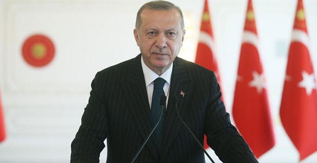 Son Dakika: Cumhurbaşkanı Erdoğan'dan flaş kısıtlama açıklaması