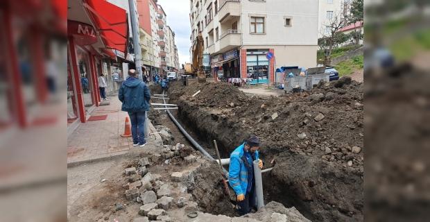 Vakfıkebir Kemaliye Mahallesinde su kesintisi ne zamana kadar devam edecek