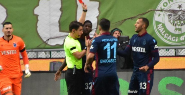 Trabzonspor-2 Konyaspor-2