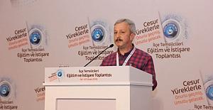 Türk Eğitim-Sen başkanı Savaş Kara oldu