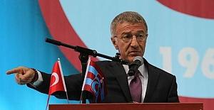 Ahmet Ağaoğlu maçın ardından sert konuştu