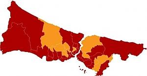 23 Haziran seçimleri sonrası İstanbul'da ilçe ilçe seçim sonuçları