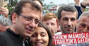 bEkrem İmamoğlu Trabzon#039;da/b