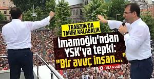 bİmamoğluna Trabzonda sevgi.../b