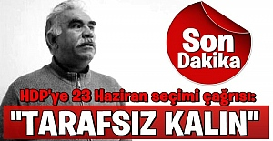 bTeröristbaşı Abdullah Öcalan#039;dan.../b