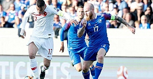 Türkiye 1-İzlanda-2