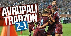 Avrupalı Trabzon 2-1