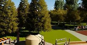 Vakfıkebir millet bahçesi ihaleye çıkıyor