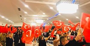 bVakfıkebir CHP de Cumhuriyet coşkusu/b