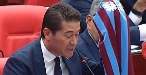 CHP'li Ahmet Kaya Trabzonspor'un Hakkını Meclis'te Savundu