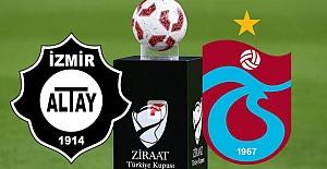 Trabzonspor Altay Maçı bu akşam bakın hangi kanalda.?