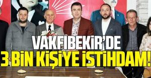 bTEK SEVDAMIZ VAKFIKEBİR/b