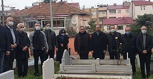 Vakfıkebir Eski Belediye Başkanı Merhum Sabri BAHADIR Unutulmadı.