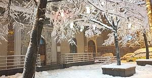 Etkili bir kar yağışı geliyor