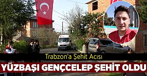 TRABZONDA ŞEHİT  ACISI