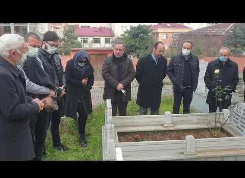 Merhum Sabri BAHADIR Mezarı Başında Kuran ziyafeti ile anıldı.