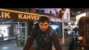 KARADENİZ'DE İLK; BİSİKLETTEN MOBİLET YAPTI
